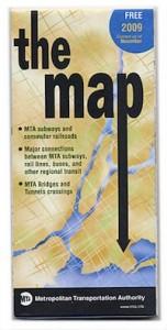 The Map - com ele você se perderá menos no Metrô