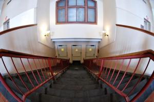 Ellis Island - Stairs of Separation ©Doow, Sarah