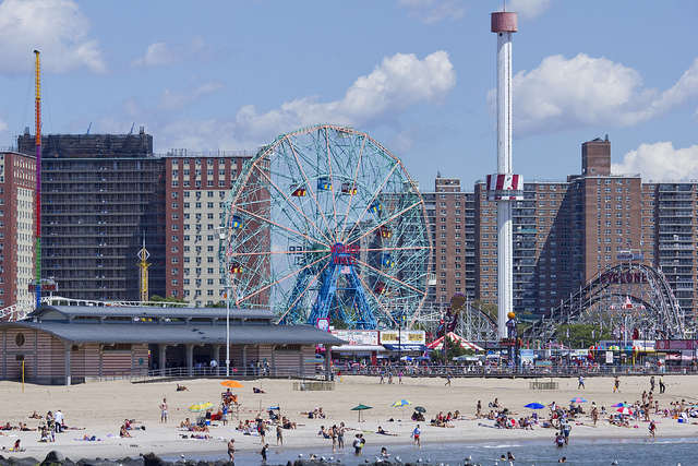 Coney Island ©Daniel Fleming