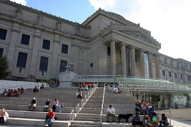 Brooklyn Museum  ©Howard Brier
