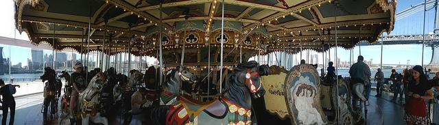 Jane's Carousel ©Kaushik Panchal